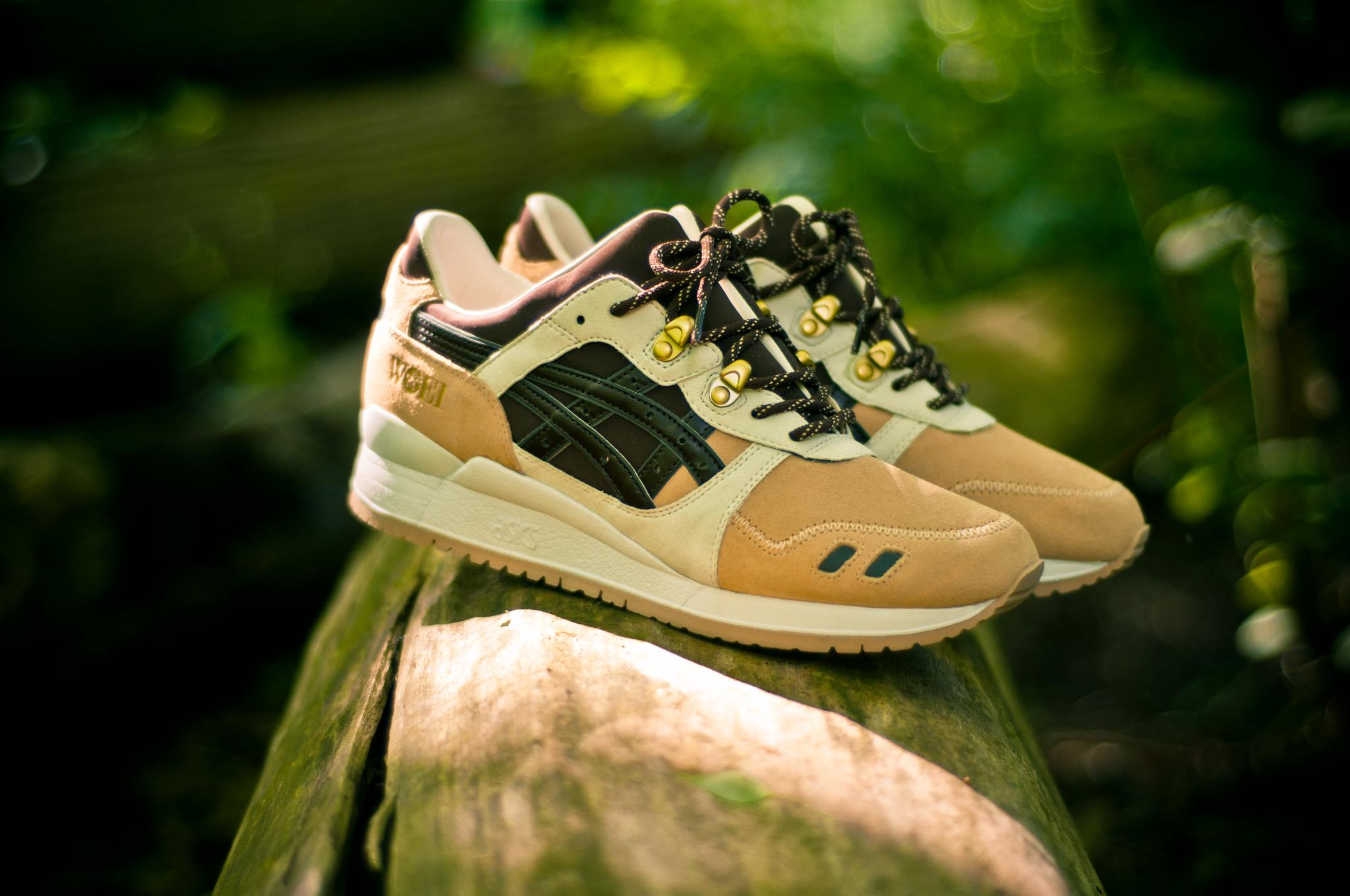 outlet store 3a53b d5563 ASICS x WOEI : CERVIDAE GEL LYTE III / RELEASE 30 06 2012 ...